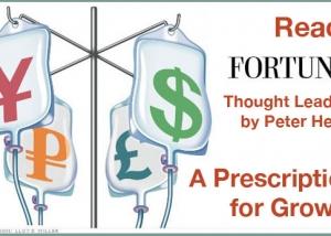 Prescription for Growth | Fortune Magazine