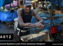 Jamaican Pushcart Playbook | Quartz