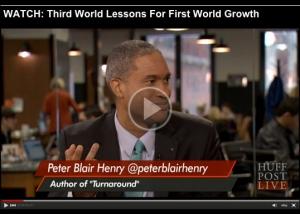 Peter Blair Henry on HuffPost Live