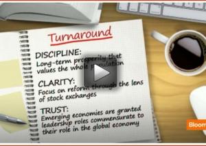 Turnaround on Street Smart | Bloomberg TV