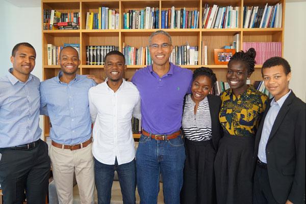 PhD Excellence Summer Workshop Participants 2015