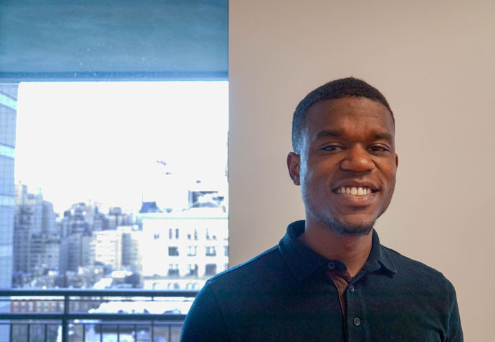 Curtis James - Featured Participant of PhD Excellence Initiative